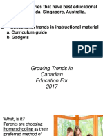 1 Educational Trends & Reforms