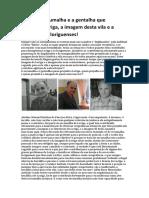 Adelino Pina Fariseu a Escumalha e Gentalha Que Prejudica Loriga