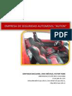 "EMPRESA DE SEGURIDAD AUTOMOVIL ""AUTON"""