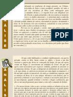 Cruzadas - Análise de Texto