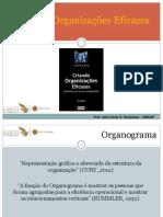 CONTEÚDO 4 - Criando Organizações Eficazes