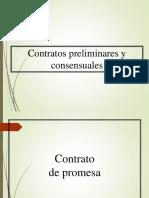 Contratos Consensuales