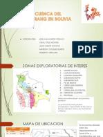 La Cuenca Del Boomerang en Bolivia