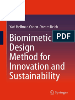 Yael Helfman Cohen, Yoram Reich (Auth.)-Biomimetic Design Method for Innovation and Sustainability-Springer International Publishing (2017)