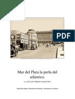 100 Años de Turismo Argentino Tapia Haist Daiana