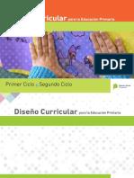 Diseño Curricular Primero y Segundo 2018