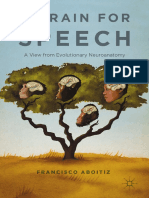 Francisco Aboitiz (Auth.)-A Brain for Speech_ a View From Evolutionary Neuroanatomy-Palgrave Macmillan UK (2017)