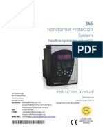 GE 345 RELAY MANUAL
