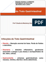 Infeccoes Trato Gastrintestinal