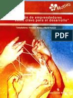 La Formacion de Emprendedores Como Clave Para El Desarrollo