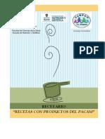 RECETARIO PACAM-2
