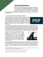 La Ética y El Medioambiente 1.1
