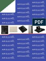 Catalogo Avr Idimex