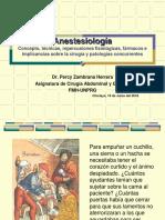 Clase 1 - Dr Zambrana