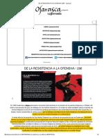 De La Resistencia a La Ofensiva _ 238 — Ojarasca