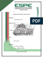 Informe de Control Industrial Activacion de Dos Focos Mediante Un Sensor