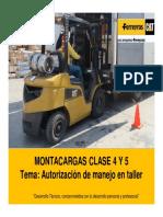 Capacitacion y Operacion de MontacargasLP__pptx