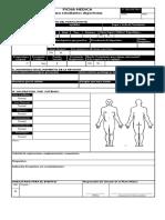 Ficha Medica 1