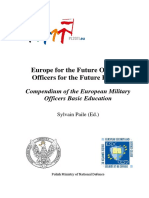 Europe for the Future Officers