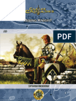 A0 the Rising Knight