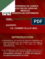 Hemorragias Digestivas Universidad de Cuenca