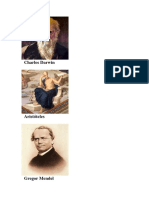 1Charles Darwin