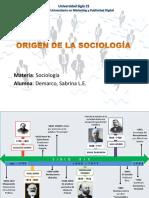 Capsula de tiempo - Sociología