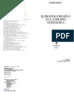 EL PROCESO CREATIVO EN LA TERAPIA GESTALT.doc