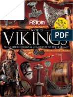 All About History Book of Vikings 2016