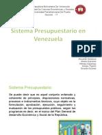 diapositivas PRESUPÚESTO 2