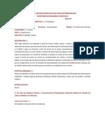 Formato de Ficha de Recopilacion de Datos Rompope