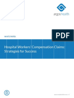 Hospital Workers' Compensation Claims