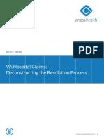 VA Hospital Claims