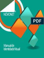 _Manual de Identidade Visual - Novonet