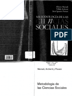 Marradi Archenti y Piovani - Metodologia de Las Ciencias Sociales (Scan).Compressed