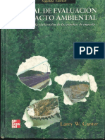 Manual de Evaluacion de Impacto Ambiental de Canter