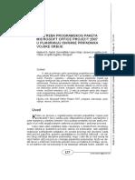 VTG - Upotreba programskog paketa Microsoft Office Project 2007.pdf