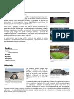 Estádio – Wikipédia, A Enciclopédia Livre