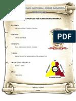 Ejercicios Propuestos de Hidrostatica