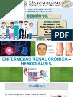 Enfermedad Renal Crónica – Hemodiálisis