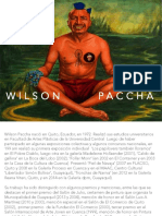 Wilson Paccha CandidaturaLOW