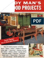 Handy Man's Plywood Projects