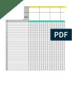 Instrumentos de Evaluacion 2018 Excel