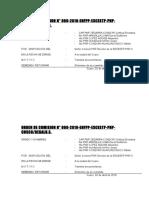 Papeleta de Comision Nro.60 Cap Zegarra Alos Pnp Mansilla Lopez Huaracha y Condori