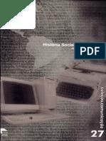 História social da imprensa