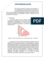 relatorio CONFORMABILIDADE