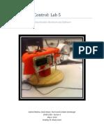 FLITEC Lab 5 Report