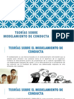 Teorías sobre modelamiento de conducta.pptx