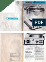 Manual Asistente Electrolux