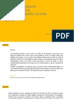 2018-1_COMU3_1_Práctica Resuelta_Géneros Discursivos, Tipos de Textos en La CL
